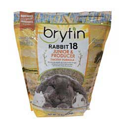 Brytin Rabbit Feed 18 Junior & Producer Timothy Formula Brytin