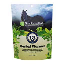 13 Herbal Wormer Formula for Horses  Silver Lining Herbs