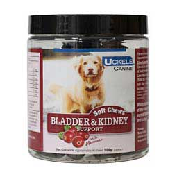 Bladder & Kidney Support Soft Chews for Dogs Uckele Health & Nutrition