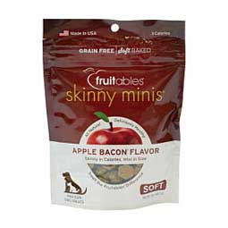 Skinny Minis Soft Dog Treats  Fruitables