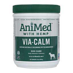 Via-Calm with Hemp for Dogs Animed