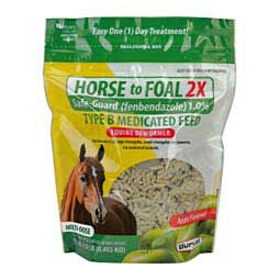 Horse to Foal 2X Safe-Guard (fenbendazole) 1% Durvet