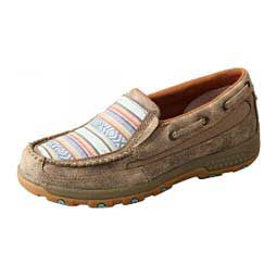 Cellstretch Casual Womens Mocs Twisted X