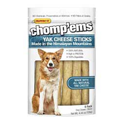 Yak Cheese Sticks for Dogs Ruffin' It