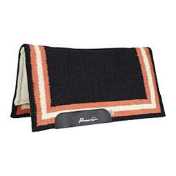Border Contoured Comfort Fit Horse Saddle Pad Professional's Choice