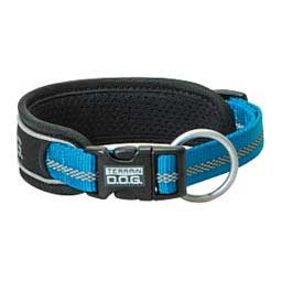 Padded Reflective Snap-N-Go Adjustable Dog Collar Terrain D.O.G.