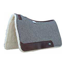 Deluxe 100% Wool Horse Saddle Pad  Professional's Choice