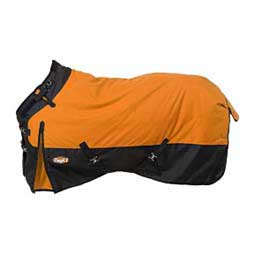 Medium Weight Turnout Horse Blanket with Snuggit Neck  Tough One