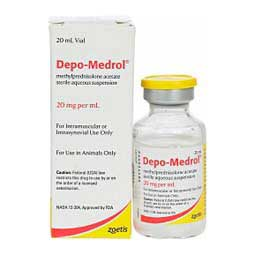 Depo-Medrol for Dogs & Horses  Zoetis Animal Health