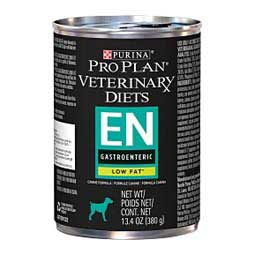 Purina Pro Plan Veterinary Diets EN Gastroenteric Low Fat Canned Dog Food  Purina Veterinary Diets