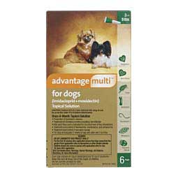 Advantage Multi for Dogs  Bayer