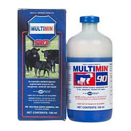 MultiMin 90 for Cattle 100 ml - Item # 1010RX