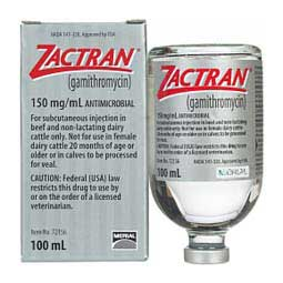Zactran 100 ml - Item # 1048RX