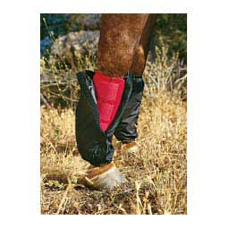 Sports Medicine Horse Boot Cover Black - Item # 10774