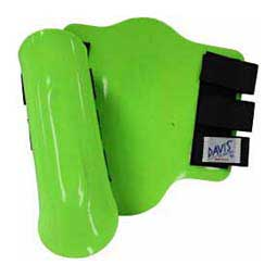 Horse Splint Boots Neon Green - Item # 10834
