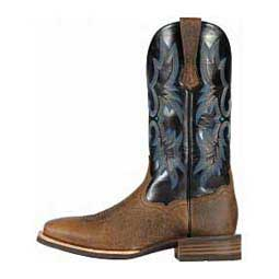 "Tombstone 13"" Cowboy Boots Black/Earth - Item # 11024"