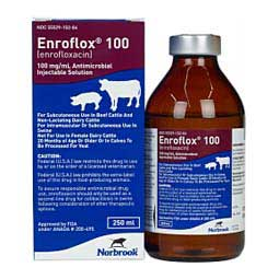 250 ml Enroflox 100 Injection for Swine