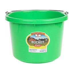Impact Resistant 8 Quart Feed & Water Bucket Lime - Item # 11421