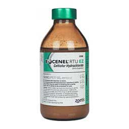 Excenel RTU EZ 250 ml (50 mg/ml) - Item # 1151RX
