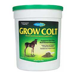 3 lb (24 days) Grow Colt Growth and Development