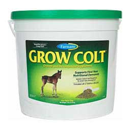 7 lb (56 days) Grow Colt Growth and Development