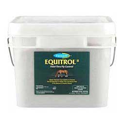 10 lb (160 days) Equitrol II Feed-Thru Fly Control