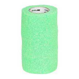 Lime Green 1 ct Vetrap 4'' Bandaging Tape