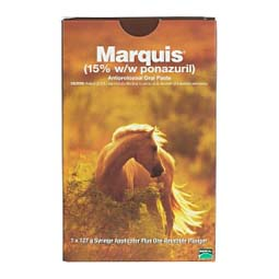 Marquis (15% w/w ponazuril) Antiprotozoal Oral for Horses 127 gm tube - Item # 1215RX