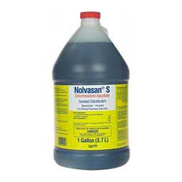 Gallon Nolvasan-S Scented Disinfectant for Animal Premises