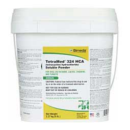 Tetra-Bac 324 Tetracycline Hydrochloride Powder 5 lb - Item # 1339RX