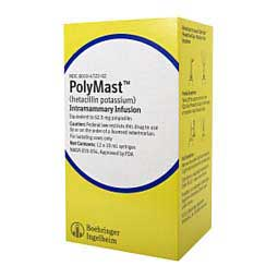 Polymast for Lactating Dairy Cattle 12 ct box - Item # 1357RX