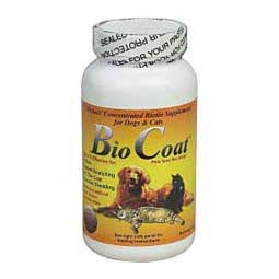 Bio-Coat Biotin Supplement for Dogs and Cats 6 oz - Item # 14146
