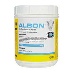 Albon Boluses for Cattle 50 ct (15 gm) (California Rx Only) - Item # 1431RX