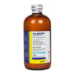 Albon Oral Suspension 5% for Dogs & Cats
