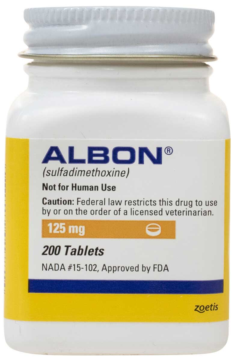 Vitamin K For Dog Who Sells Pfizer Albon