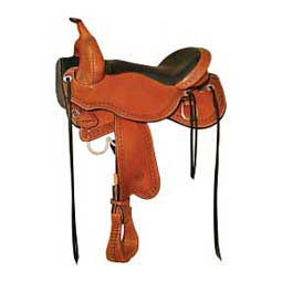 Regular Oil 3910 JBN Tree Free Saddle