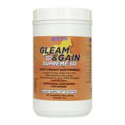 3 lb (24-48 days) Gleam & Gain Supreme 60
