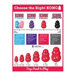 Kong Classic Dog Toy S - Item # 15045