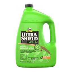 Gallon Absorbine UltraShield Green Fly Spray