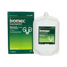 Ivomec Sheep Drench 5 Liter - Item # 15746