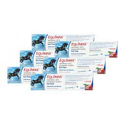 Equimax Paste Horse Wormer 6 ct multipack - Item # 15867