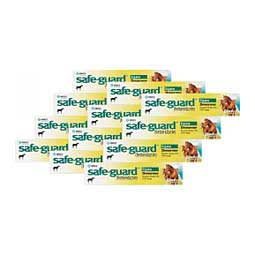 Safe-Guard Equine Paste Horse Wormer 25 gm 12-pack - Item # 15888