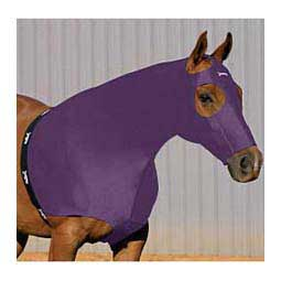 Jammies Designer Lycra Horse Hood Purple - Item # 15914