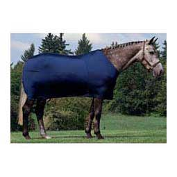Jammies Designer Lycra Horse Sheet Navy - Item # 15916