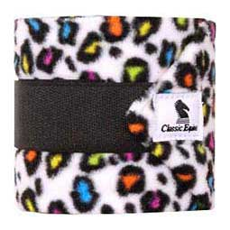 Party Cheetah Classic Equine Polo Wraps