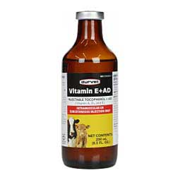 Vitamin E+AD 300 Tocopherol + AD for Cattle 250 ml - Item # 16023