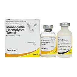 One Shot Cattle Vaccine 10 ds - Item # 16177