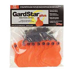 GardStar Plus Insecticide Tags Y-Tex