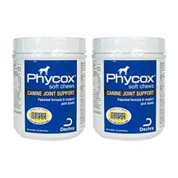 Phycox Soft Chews Canine Joint Support 2 pk (240 ct total) - Item # 17589