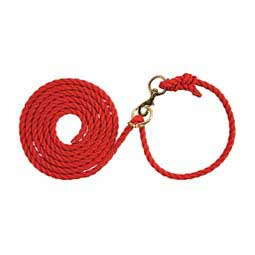 Livestock Adjustable Poly Neck Ropes Red - Item # 17732